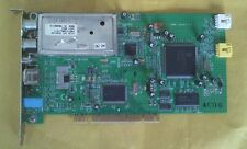 SCHEDA PC TV CARD HD ANALOGICA E DIGITALE TERRESTRE DVB- T COMPLETA DI RADIO FM
