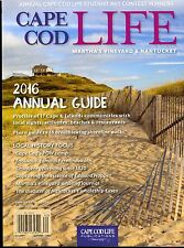 CAPE COD LIFE 2016 Annual Guide Martha's Vineyard Nantucket