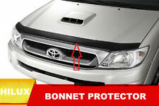 Fit 2011-2015JUL Toyota Hilux FRONT BONNET PROTECTOR TINTED VERSION