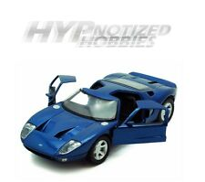 MOTOR MAX 1:24 FORD GT CONCEPT DIE-CAST BLUE 73297
