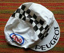 Vintage NOS Original PEUGEOT ESSO Team Cycling Cap Hat 1976
