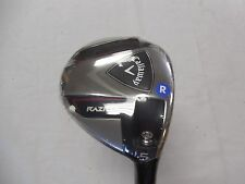 Brand New Callaway RAZR Fit 18* 5 Fairway Wood Regular flex Graphite 5W