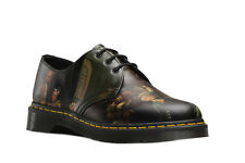 New Dr. Martens HOGARTH 1461 Men Leather Shoes Size 10