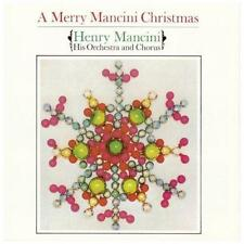 A Merry Mancini Christmas by Henry Mancini (CD, Jul-2010, BMG (distributor))