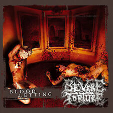 DAMAGED ARTWORK CD Severe Torture: Blood Letting