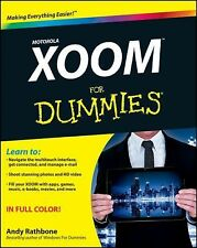 Motorola XOOM For Dummies (For Dummies (ComputerTech))-ExLibrary
