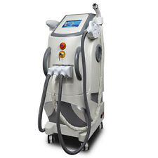 Salon Use Nd Yag Laser RF IPL Elight Tattoo Hair Removal Machine for skin care