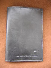 U2 PROMO 100% Leather ORIGINAL Wallet Elevation Tour 2001 NEVER USED ULTRA RARE!