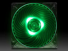 Silverstone Green LED AP121-GL Air Penetrator 120mm Fan
