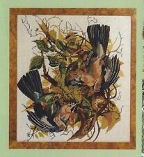 "Ehrman Needlepoint Kit ""BRAND NEW"" titled Birds Nest by Howard Tombin"