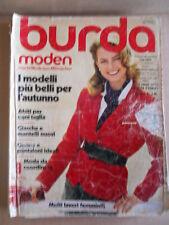 Burda Moden n°9 1979   [M6]