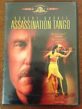 Assassination Tango (DVD, 2003)*Rare Out of Print*Robert Duvall Ruben Blades