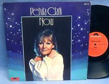 LP PETULA CLARK - NOW // 1972 GERMAN POLYDOR