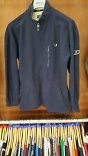 VINTAGE FRED PERRY FLEECE JACKET UK SIZE SMALL