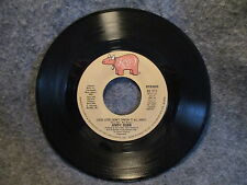 "45 RPM 7"" Record Andy Gibb One More Look At The Night & Dont Throw 1978 RS 911"