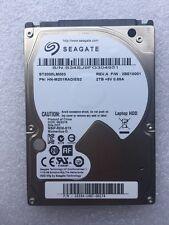 """SAMSUNG SPINPOINT M9T 2TB 2000GB  ST2000LM003 SATA3 2.5"""" HARD DRIVE"""