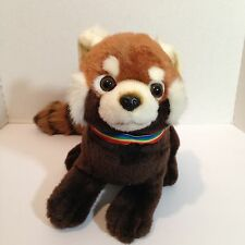 Ring Tailed Fox Plush Brown And White 10 In WILDLIFE ARTISTS 1995