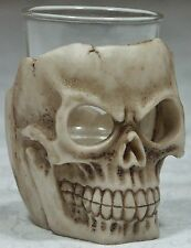 A Pair of Skull Shot Glasses SKULSHPK 9319844348614 NEW ******LAST PAIR******