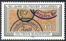 Germany 1983 German Customs Union 150th Anniversary/Stamps 1v (n23574)