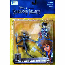 Square Enix Disney Tim Burton KINGDOM HEARTS Final Fantasy NBX figure toy set