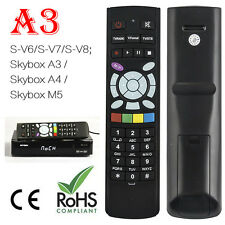 LIBERTVIEW OPENBOX SKYBOX F5 M3 V8S V6S SV7 S-V8 S10 S11 Remote Control UK STOCK