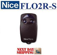 Nice FLO2R-S radiocomando Telecomando 433,92Mhz Rolling code!!!