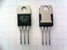 2 pcs. BUZ10 ST N-Channel 50V 0.06Ω 23A 75W TO-220 STripFET Power MOSFET