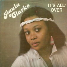 "12"" Paula Clarke It`s All Over (Rocking Chair) 80`s Reggae (Hit Album)"