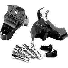 Hope Race Brake Shifter Clamp Mount For SRAM Shifters Pair - Black - New