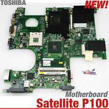 MOTHERBOARD A000012940 MAINBOARD NOTEBOOK TOSHIBA SATELLITE P100 NEW BD1V MB 108