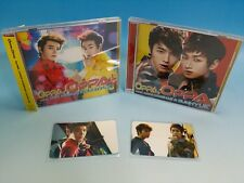 CD+DVD+Photo card SUPER JUNIOR Donghae&Eunhyuk JAPAN First E.L.F Limited Oppa