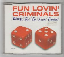 (HB35) Fun Lovin' Criminals, The Fun Lovin' Criminal - 1996 CD