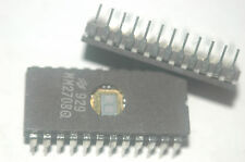 NATIONAL MM2708Q 24-Pin Dip Windowed Eprom 2708 New W/Tape on Part Quantity-2