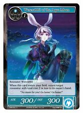 FOIL Wererabbit of the Aqua Moon NM TMS-051 C FOW Force of Will English Card