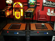 PACMAN TABLETOP ARCADE GAME MACHINE  WITH 60 GAMES.