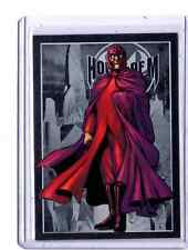 2014 Marvel Universe Diamond Parallel  #52 Magneto card  04/10