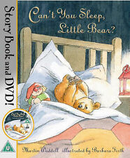 Can't You Sleep, Little Bear? (Book And DVD),GOOD Book