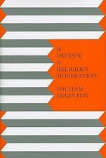 In Defense of Religious Moderation-ExLibrary