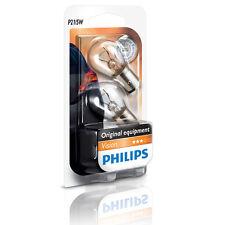 Philips P21/5W 12V BAY15d Vision 30% More Light 2pcs. Blister pack 12499B2