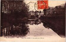 CPA  Jouy-en-Josas - Le Canal de la Biévre   (246473)