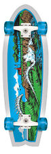 "SANTA CRUZ - The Point Land Shark Cruzer Complete Skateboard 8.8"" X 27.7"" (NEW)"