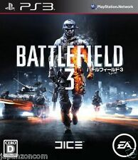 Used PS3 Battlefield 3 SONY PLAYSTATION 3 JAPAN JAPANESE IMPORT