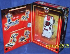 Transformers Commemorative Series IV RED ALERT New Factory Sealed GENERATION 1