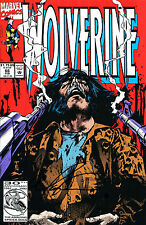 WOLVERINE #66 SIGNED BY ARTIST MARK TEXEIRA