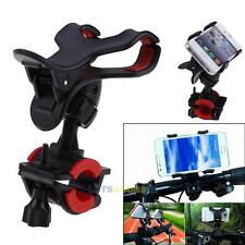 New 360 Mountain Bike Torch Clip Clamp Bicycle Support Clip Holder For Phone PDA