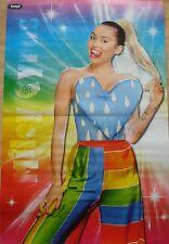 Miley Cyrus  //  Cameron Dallas   ___   POSTER  27,5 cm x 42 cm