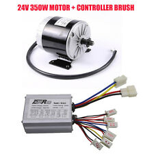 36V 350W Brush Motor Speed Controller Electric Bike eBike Bicycle Scooter ATV