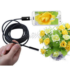 10M Android Endoscope Waterproof Borescope Micro USB Inspection Video Camera HOT