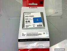 Canon Tintenpatrone PFI-102C für IPF 500,600,610,650,655,700,710,720,750,755