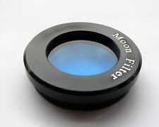 "NEW 1.25"" Threaded Blue Moon Filter for Telescope,  Low Price Sale"